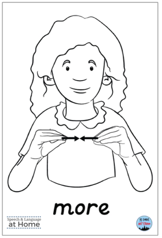 Early language parent handouts sign language more.png