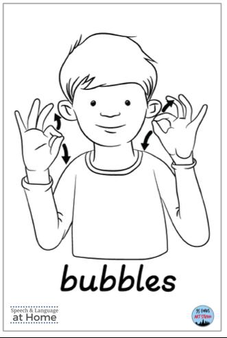 Early language parent handouts sign language bubbles.png