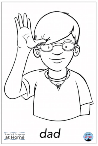 Early language parent handouts sign language dad.png