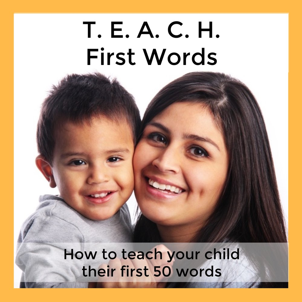 TEACH First Words