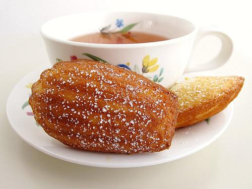 Madeline & Tea — via GastronomersGuide.com