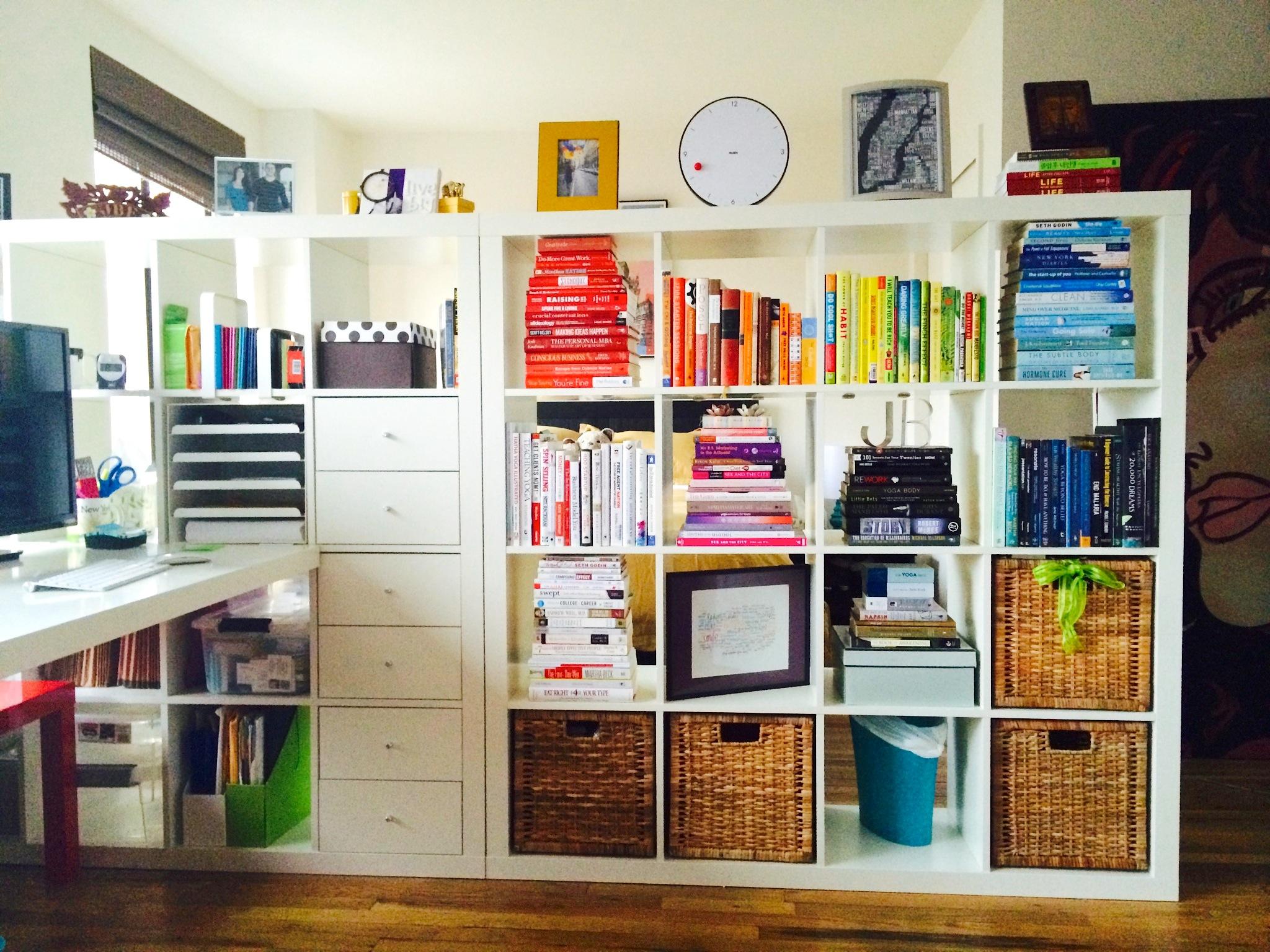 Jenny's Bookshelf