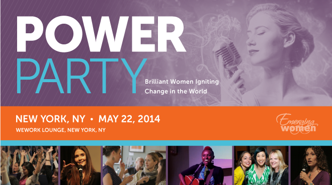 Power Party NYC - 5/22