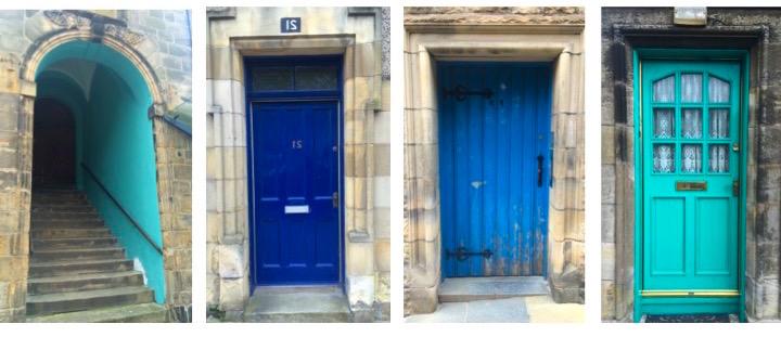 Scottish Doors