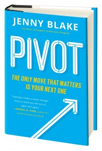 PIVOT by Jenny Blake - Book Cover