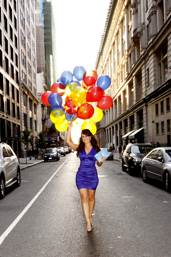 Jenny Blake NYC Book Launch
