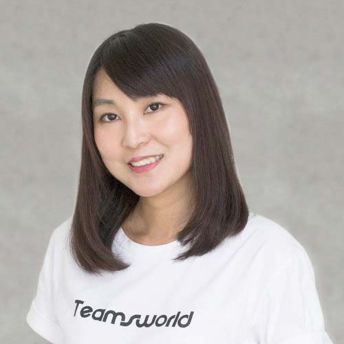 "PATTY CHOU - MARKETING DIRECTOR""Delivering LifeStyle products with unique and impactful value to the market. Be the most profitable STAR in Teamsworld!"""