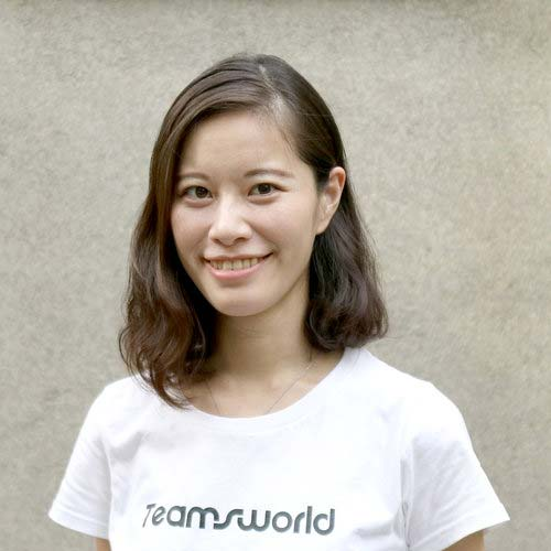 "YENCHUN LIN - PROJECT LEADER""Become the most reliable business partner in Asia. Be the most profitable STAR in Teamsworld!"""