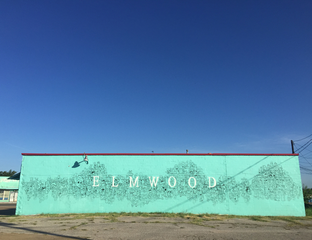 The Heart of Oak Cliff   Elmwood    Learn More