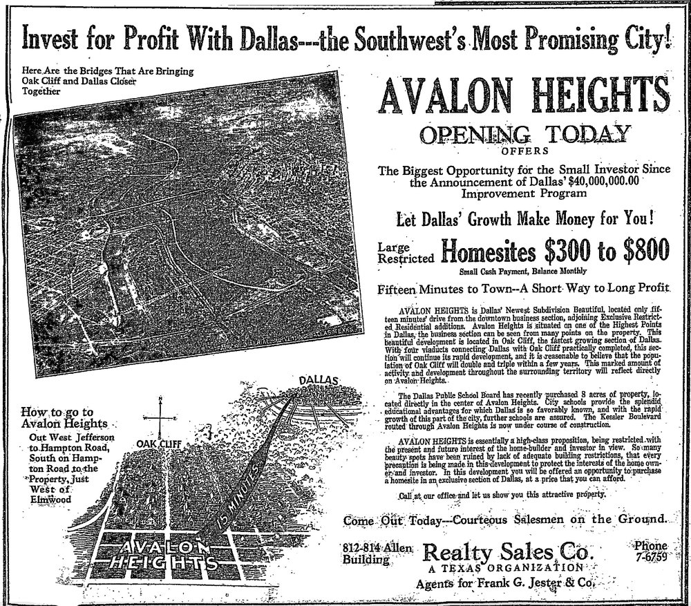 November 9, 1930 – The Dallas Morning News