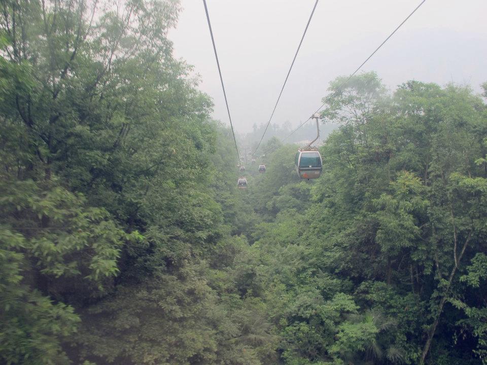 Emeishan, Chengdu, China