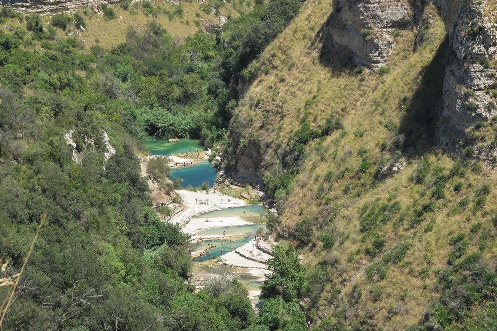 Cava Grande, Sicily