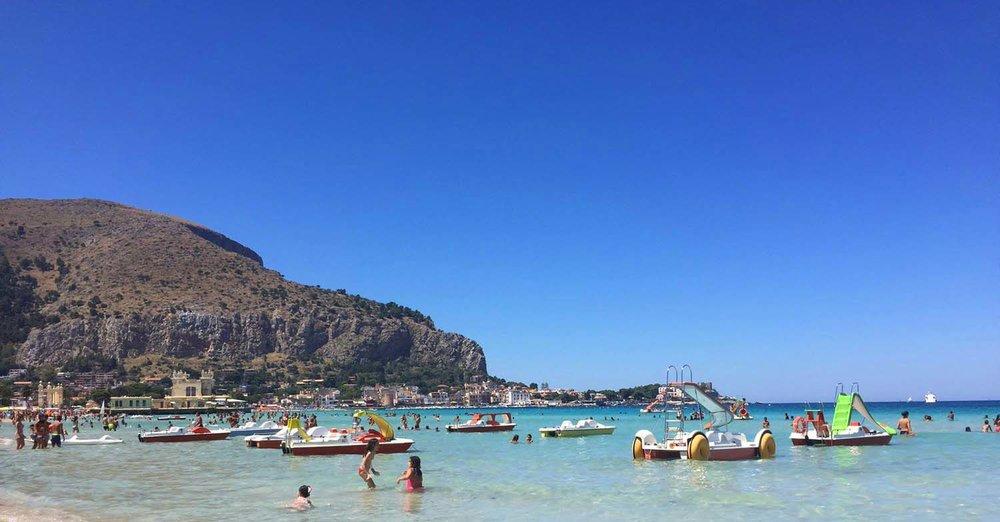 Mondello, Sicily