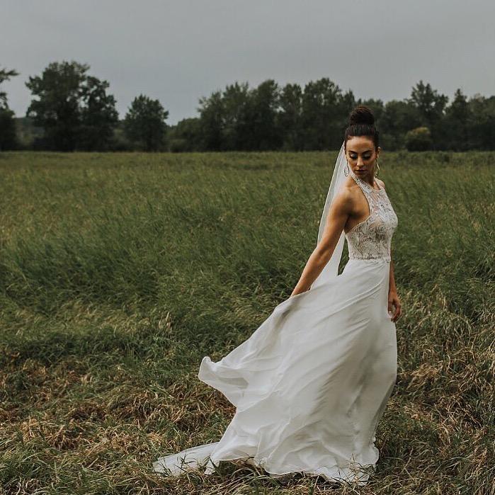 Marina Semone Maya gown