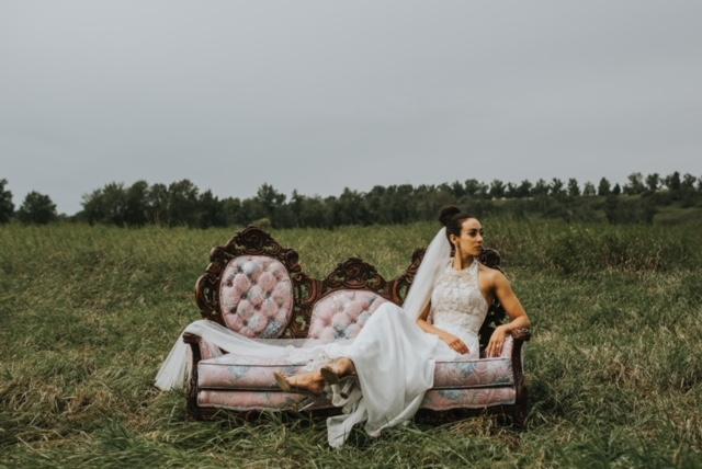 Marina Semone Calgary wedding