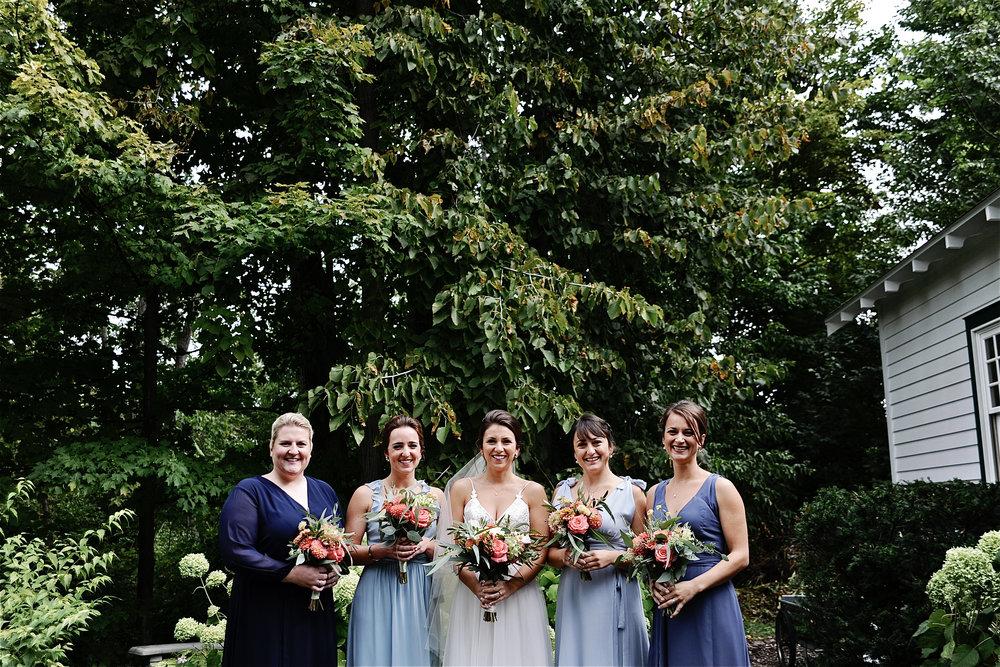 Marina Semone michigan bridal