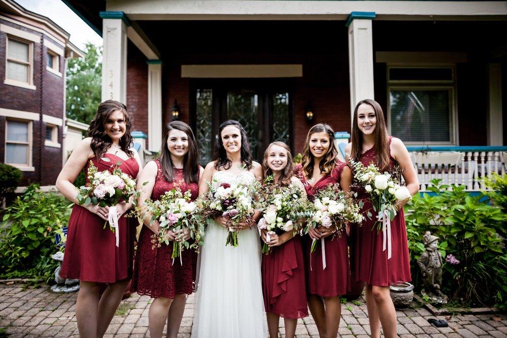 Marina Semone real bride