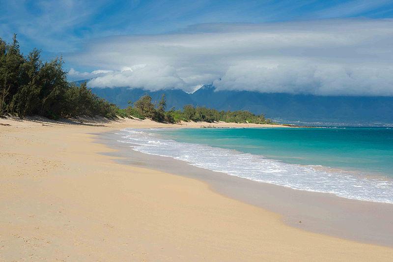 H. A. Baldwin Beach, Maui
