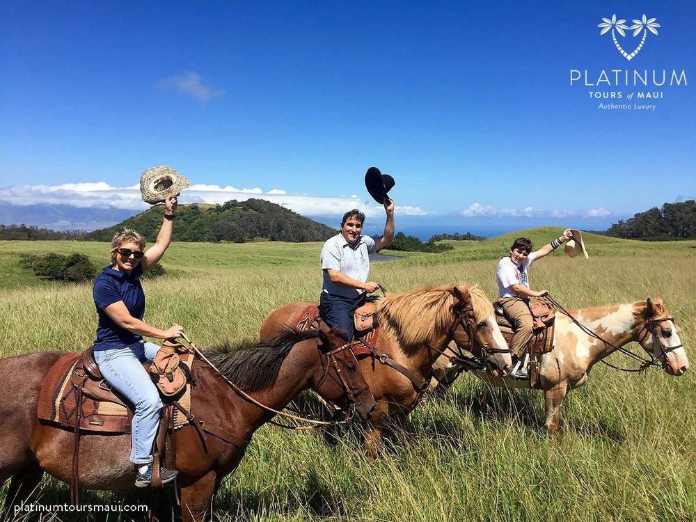 Become a Hawaiian Cowboy for a Day at the Piiholo Ranch