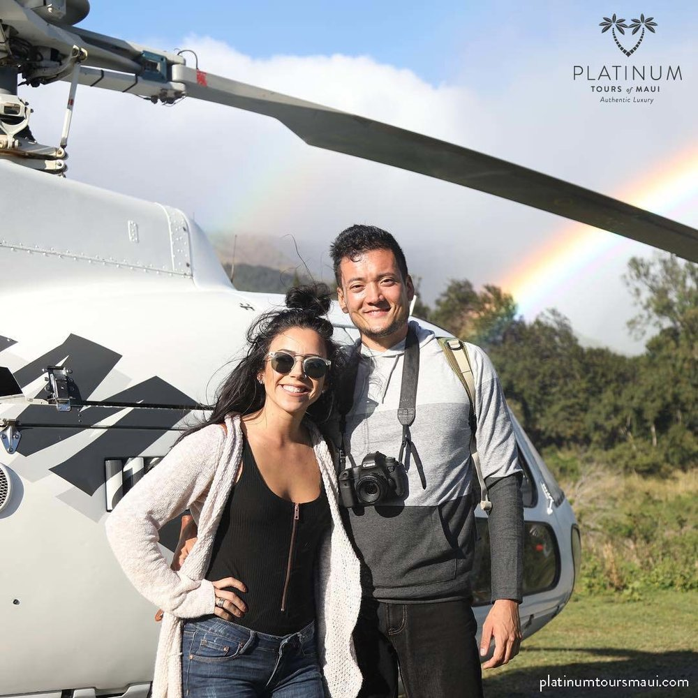The Hana Road Trip & Helicopter Aerial Tour