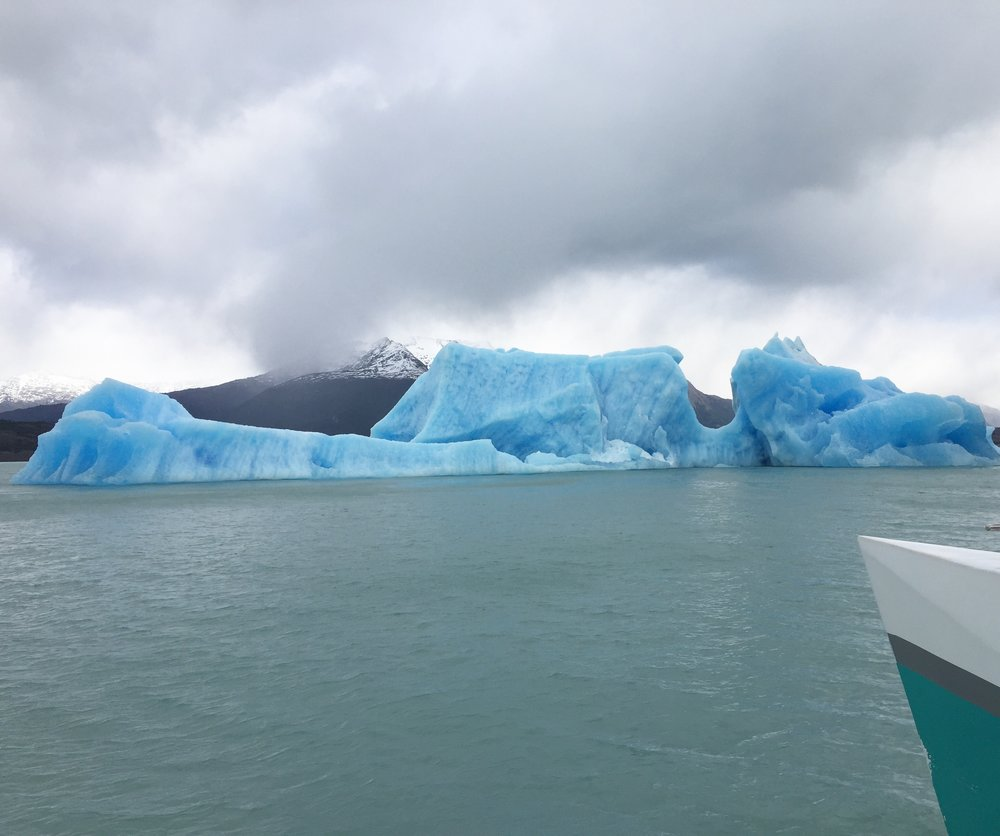 The largest iceberg