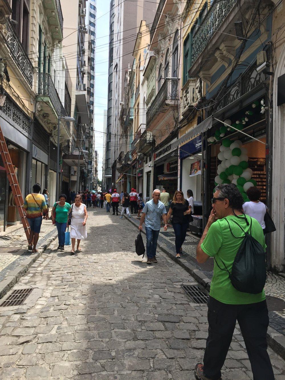 Good Bye From Sao Paulo