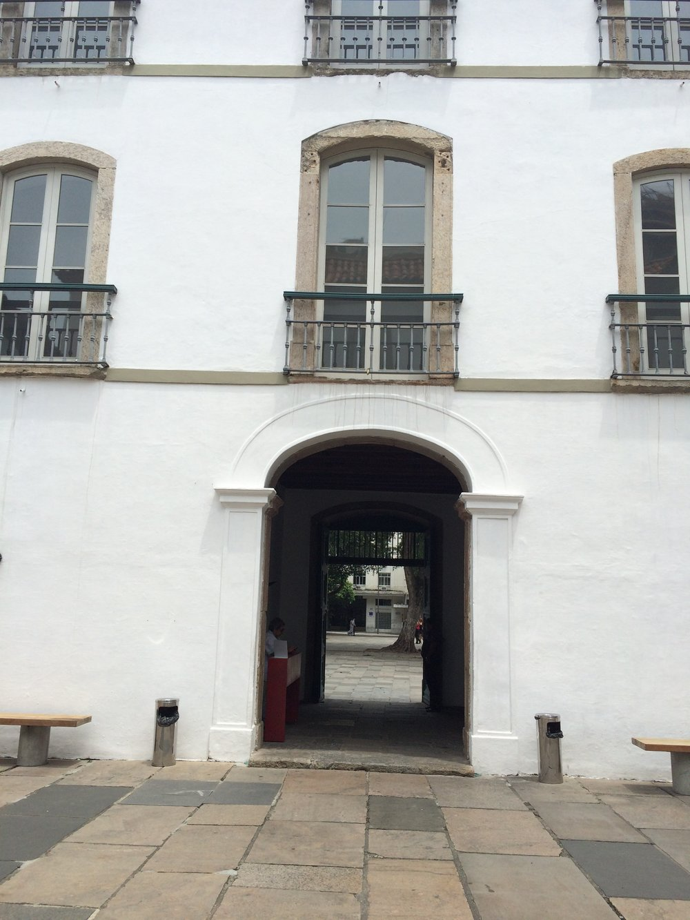 The original Palace