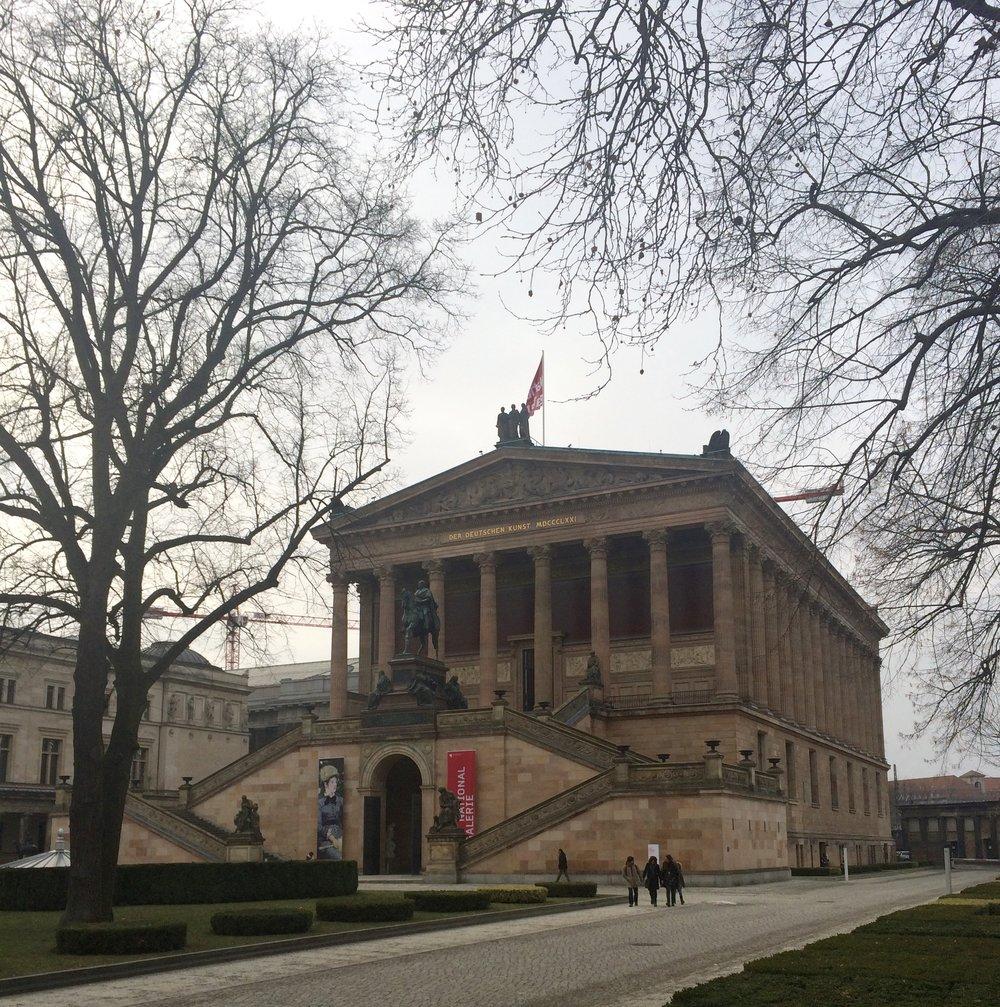 Alte Gallery