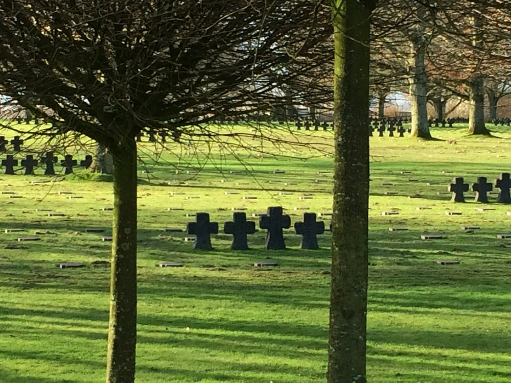 German Cementary