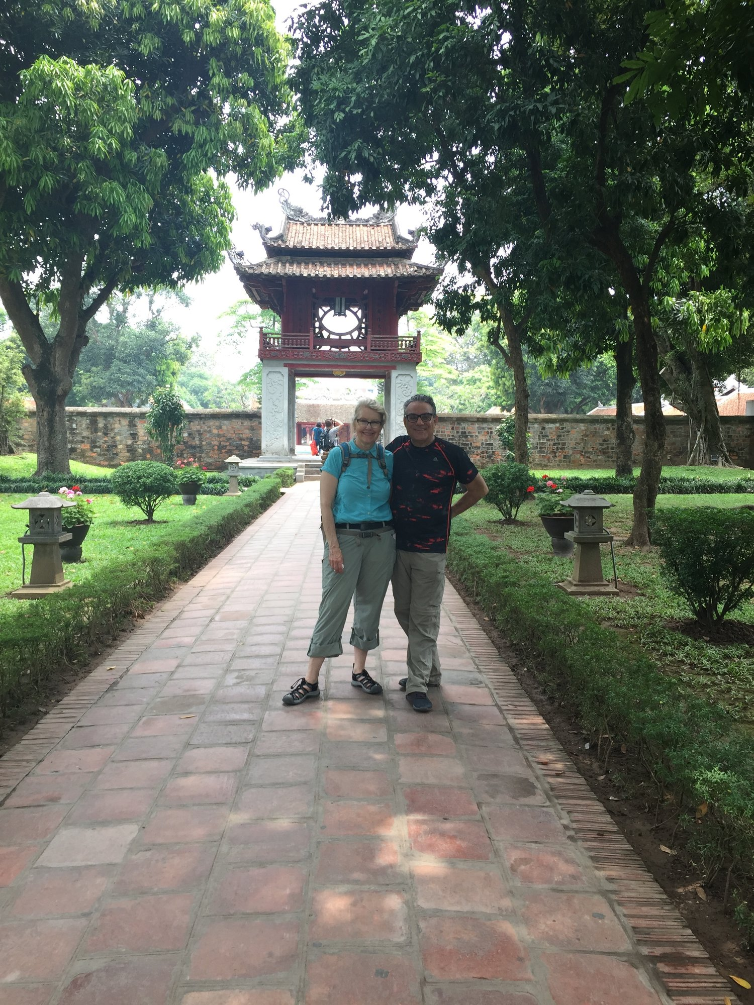 7f67606c3e Hanoi and Halong Bay Vietnam — Frank and Janet Around the Planet