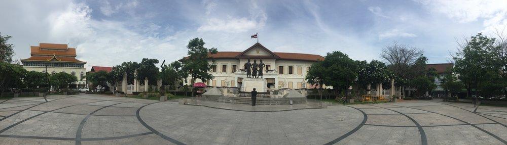 Chiang Mai city center