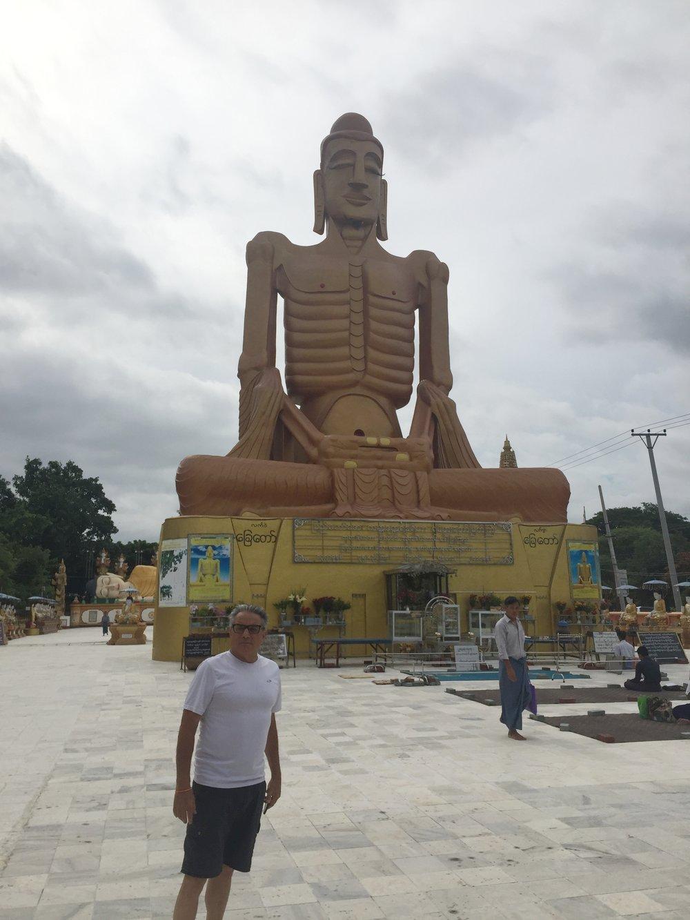 Starving Buddha