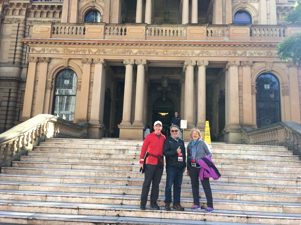 Sydney City Hall