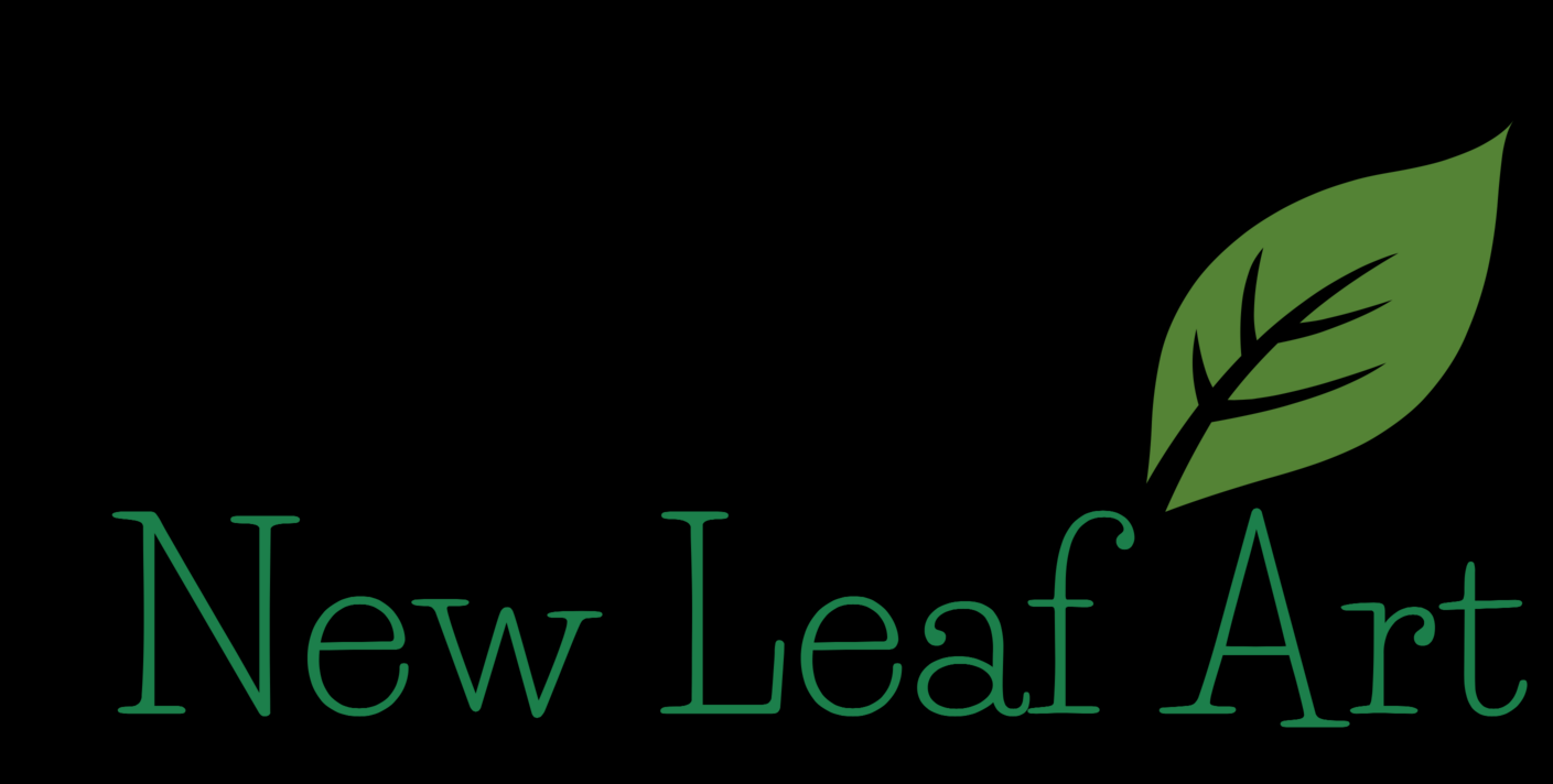 New Leaf Art by Anne Laslo
