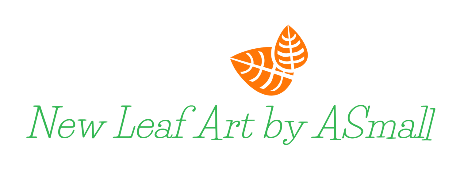 New Leaf Art by Anne Small