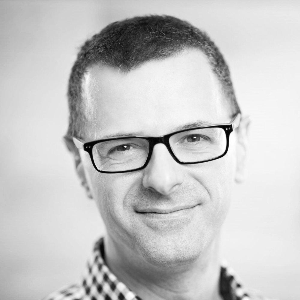Jim Orlando, Managing Director,OMERS Ventures.
