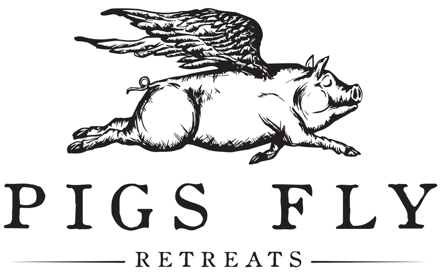 pigs fly retreats