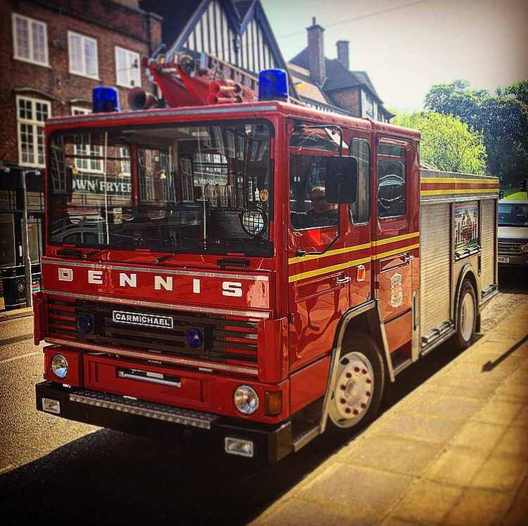 Dennis the Fire Engine
