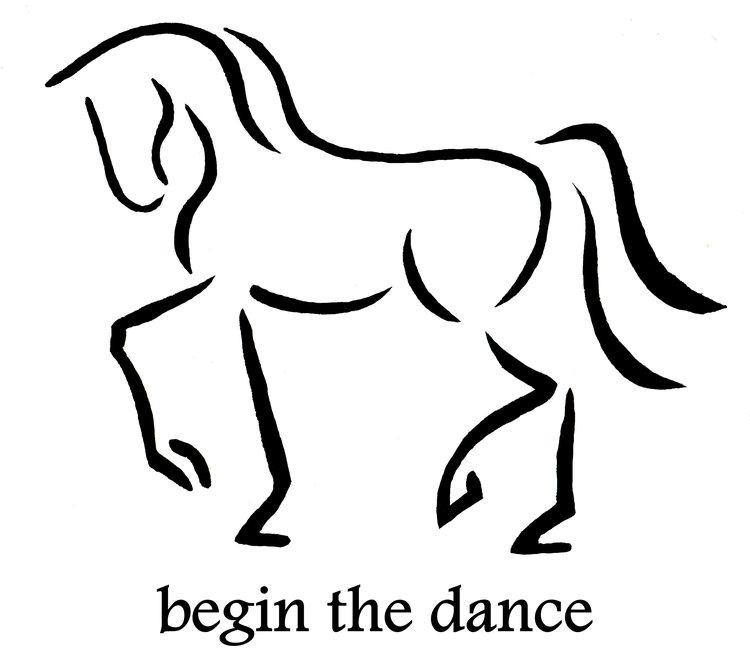 Begin the Dance Design
