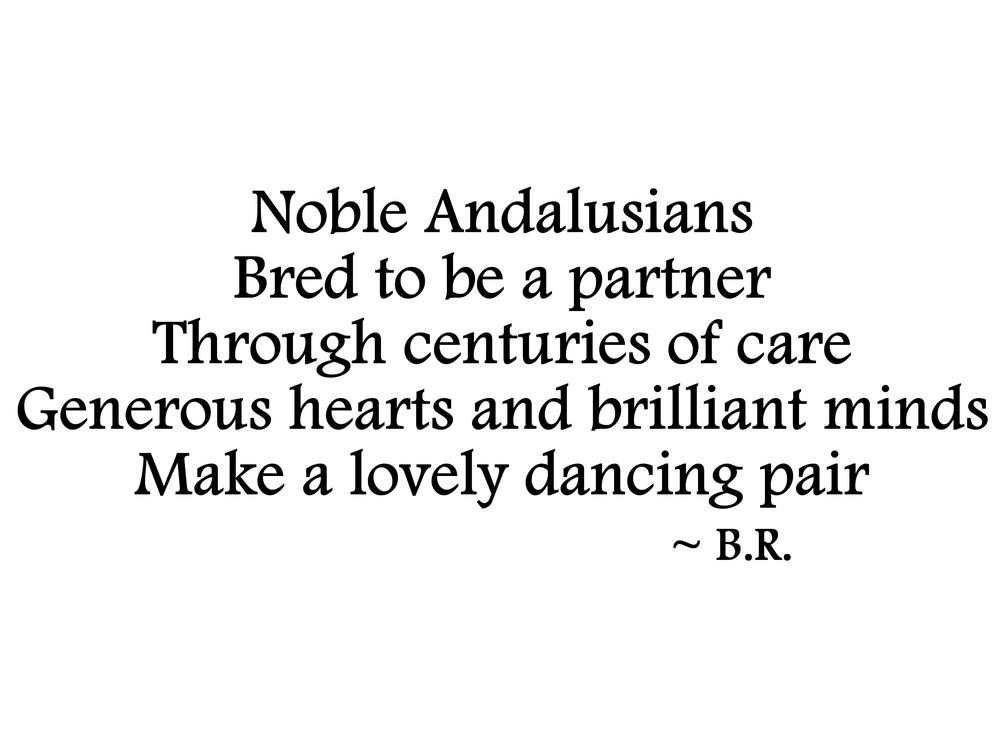 Andalusian Spirit Poem