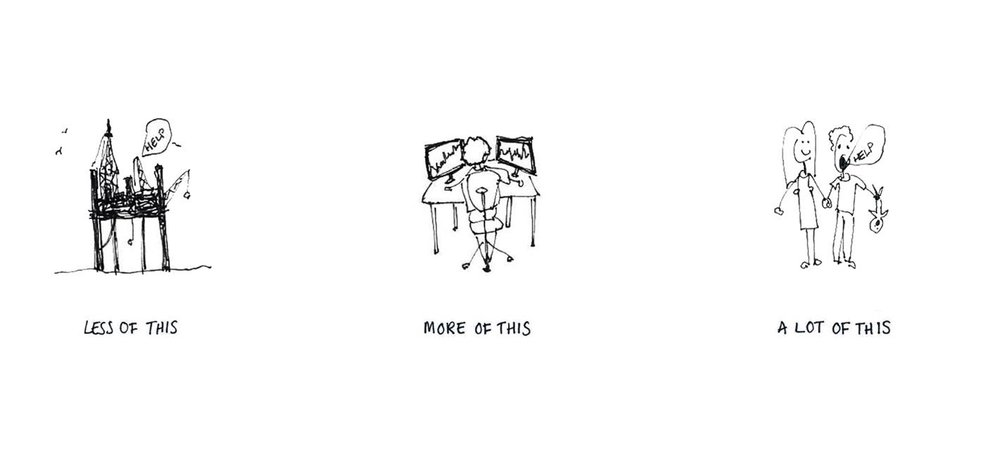 Rod's New Beginning's Sketch