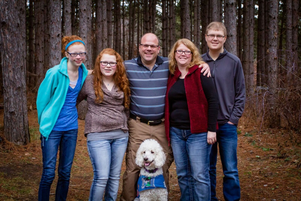 2015 Recipients: The Dwyer Family