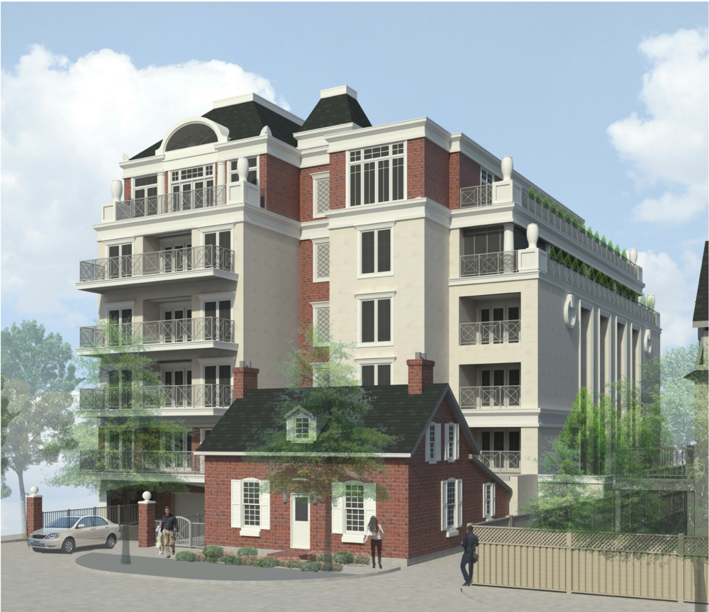 15-Unit Luxury-Condo project in Burlington, ON