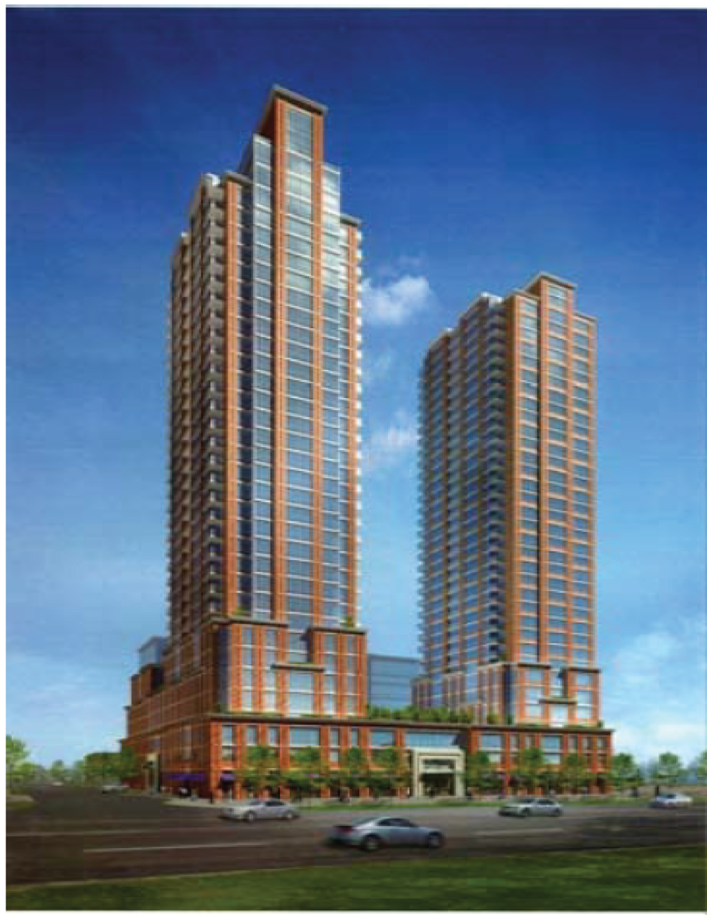 500-Unit Condo project in Toronto, ON