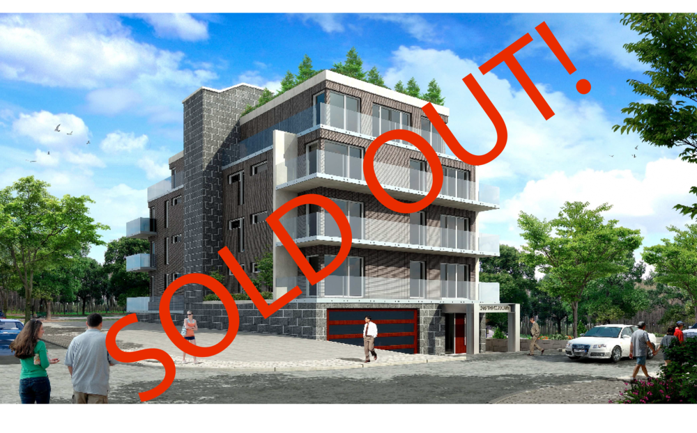4-storey, 7 unit boutique style condominium featuring private elevator access, 1200+ sq. ft. suites, and a penthouse suite boasting 1700+ sq. ft. and private rooftop patio.