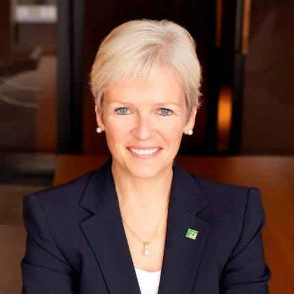 Colleen Johnston, BBA '82   Group Head, Direct Channels, Technology, Marketing & Corporate Public Affairs TD Bank