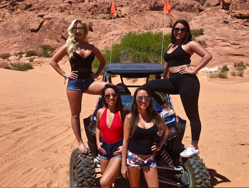 Las Vegas ATV UTV RZR Rhino rentals customer pic 10