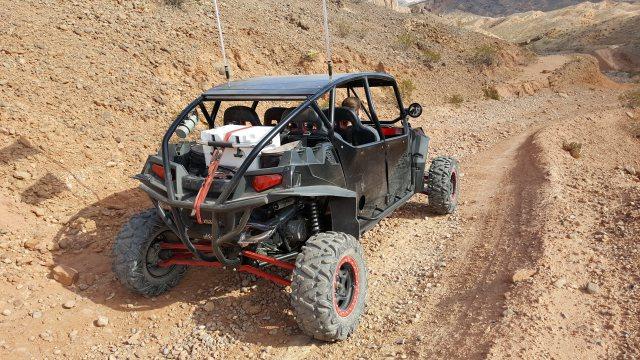 Las Vegas Dune Buggy Rental RZR Custom Desert