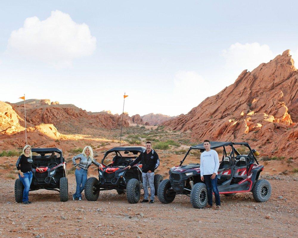 Las Vegas ATV UTV tours