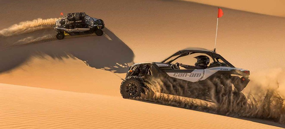 Las Vegas Dune Buggy Maverick X3